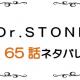 最新ネタバレ65話!Dr.STONE考察!ゲン石神村に帰る